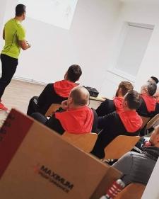 Újra edzői tanfolyamot tart a Maximum Performance funkcionális edzőterem